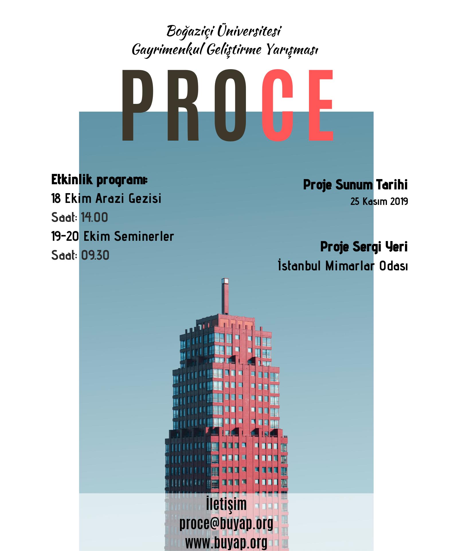 proje afiş